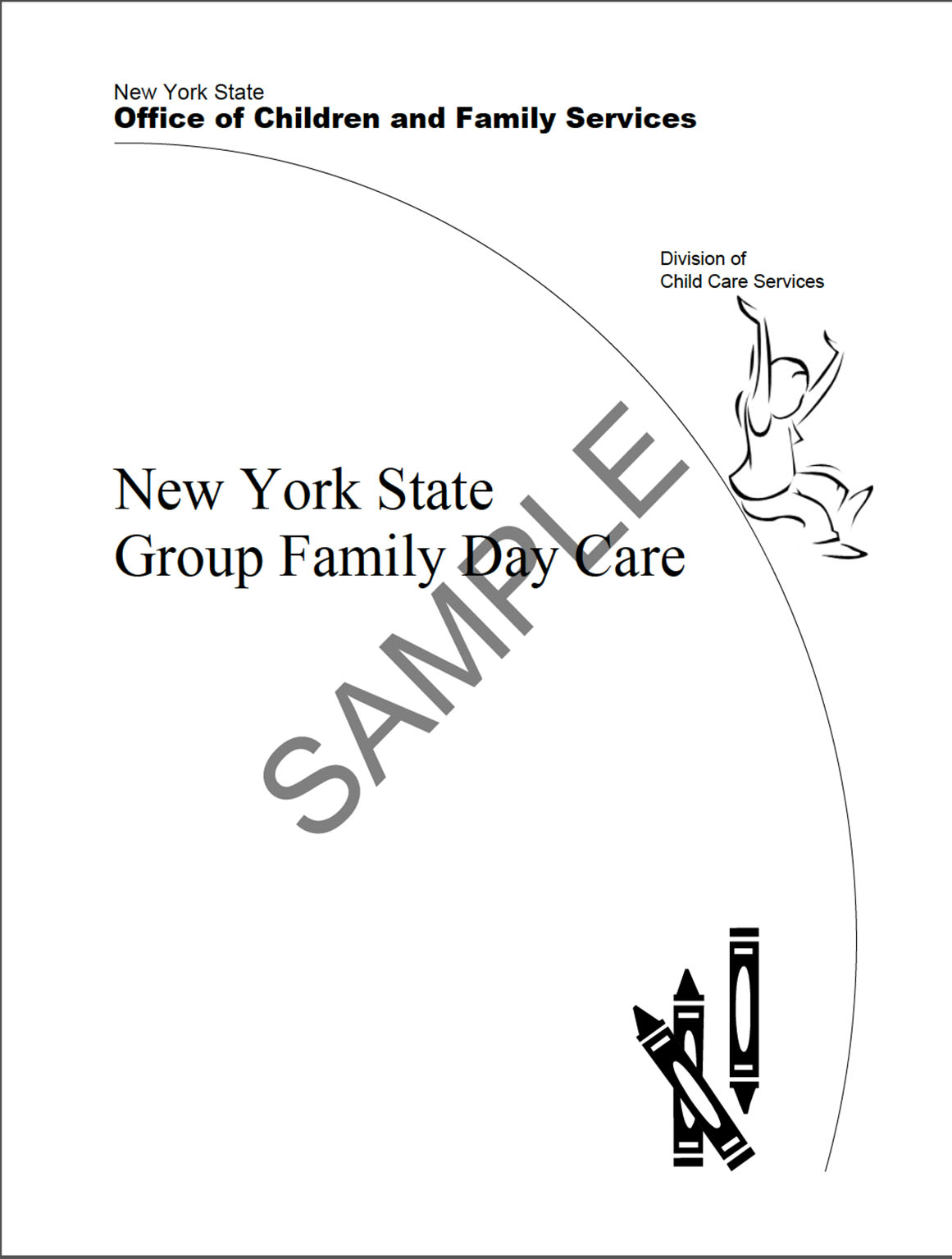 child care provider regulations the committee for hispanic group family day care application package sample
