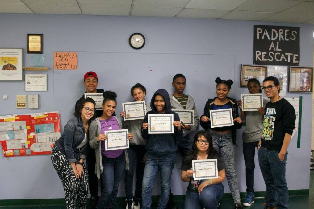 Students Successfully Complete Trained Peer Mediation Program