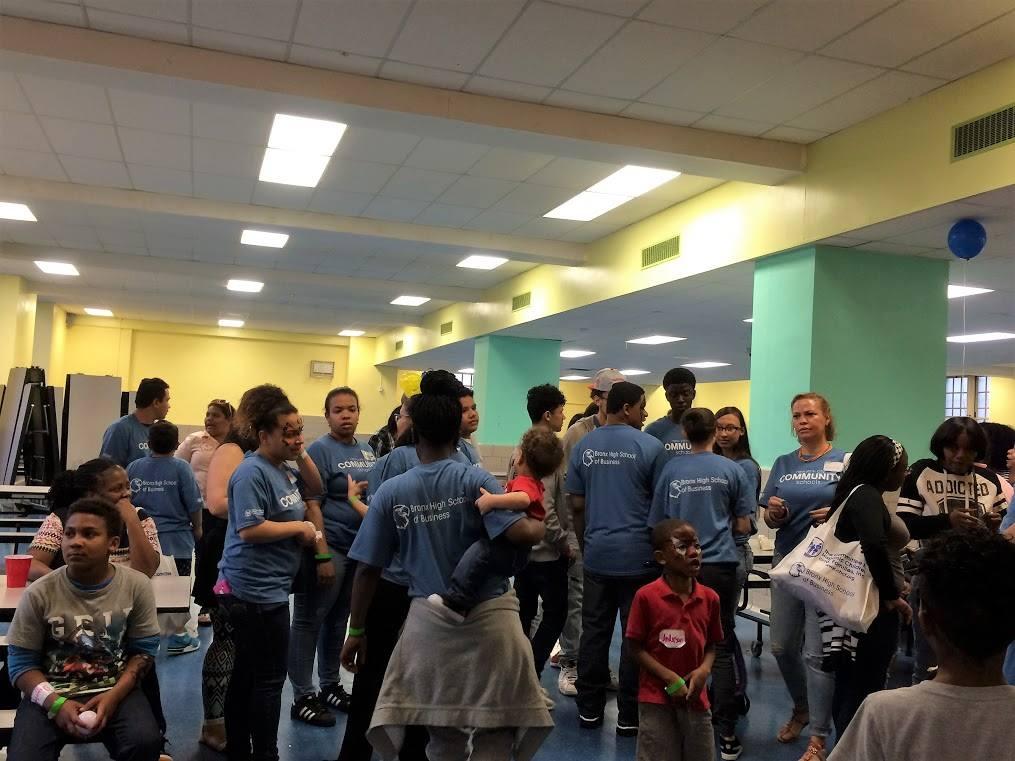 CHCF Facilitates Parent Sessions at BHSB