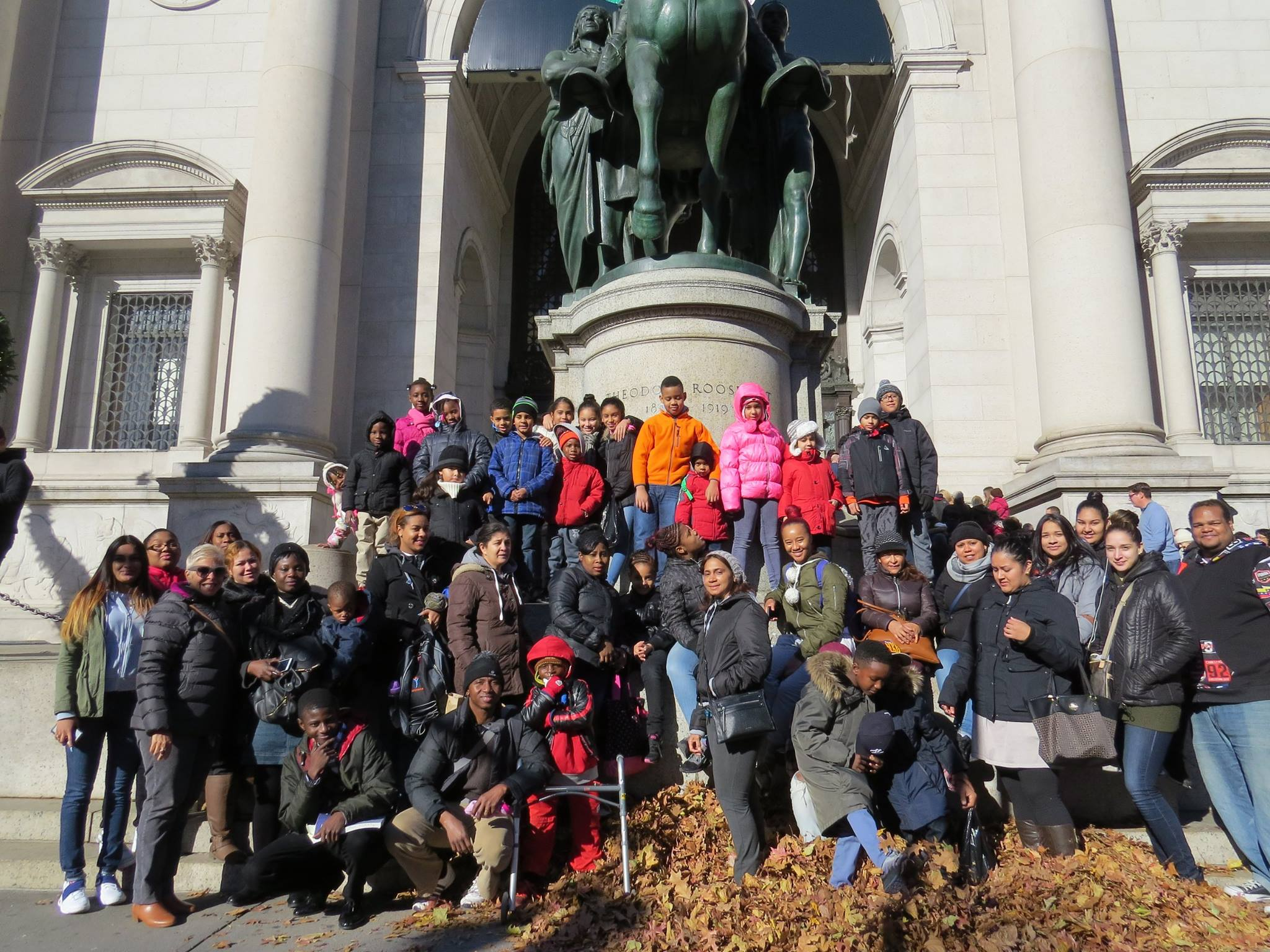 Fall/ Welcome Family Day at the Museum Of Natural History