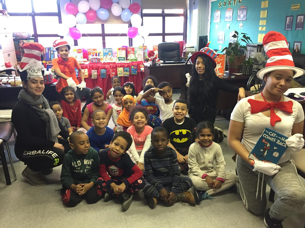 CHCF's 6th Annual Dr. Seuss Birthday Reading Day Celebration!