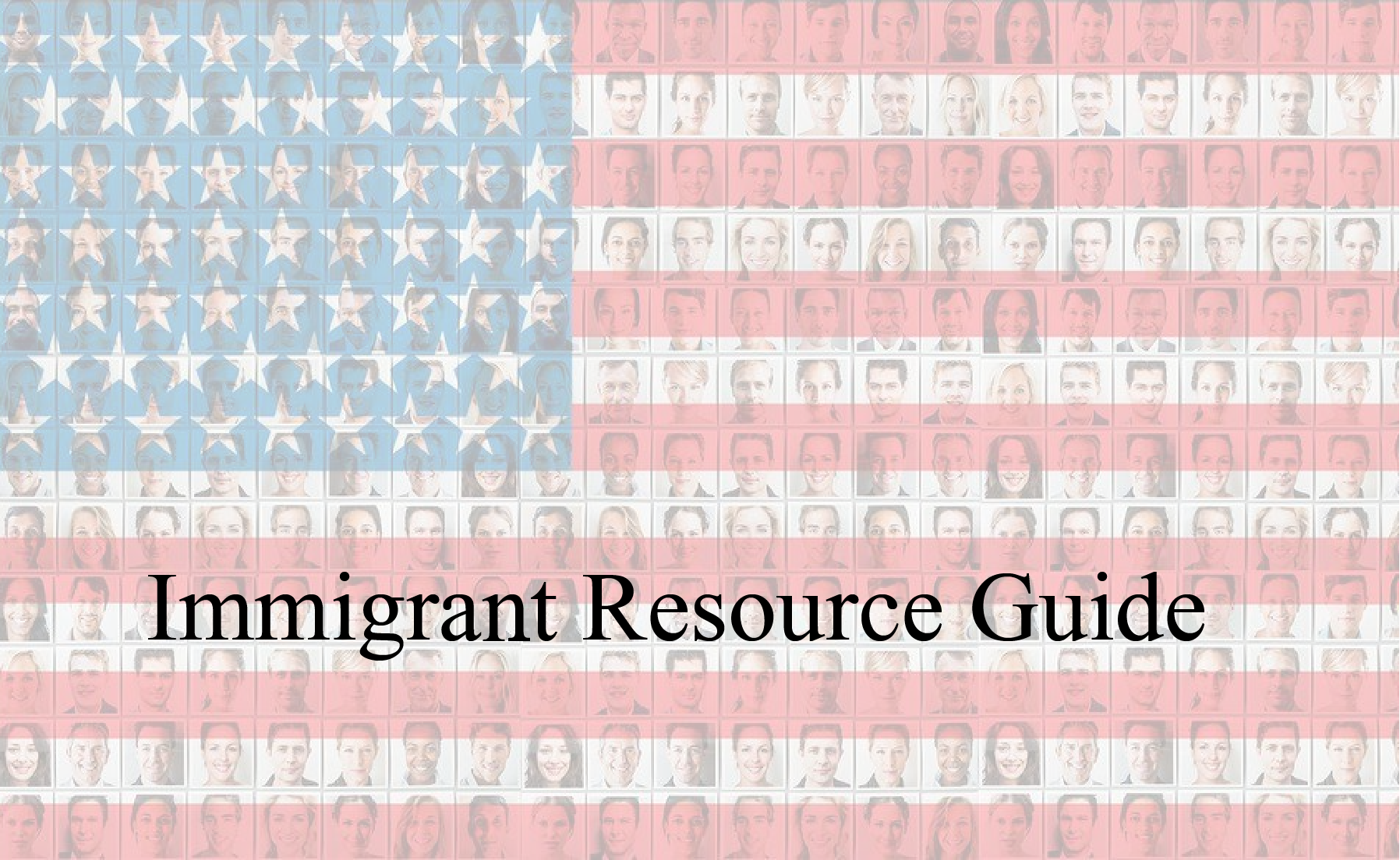 Immigrant Resource Guide