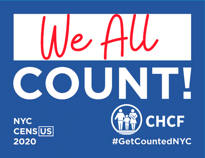 NYC Complete Count Fund Recoginzes CHCF's Work on Census